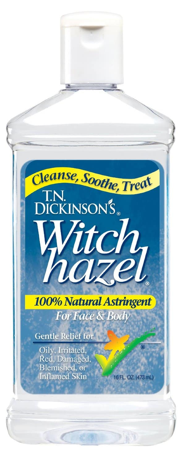 Is witch hazel an astringent