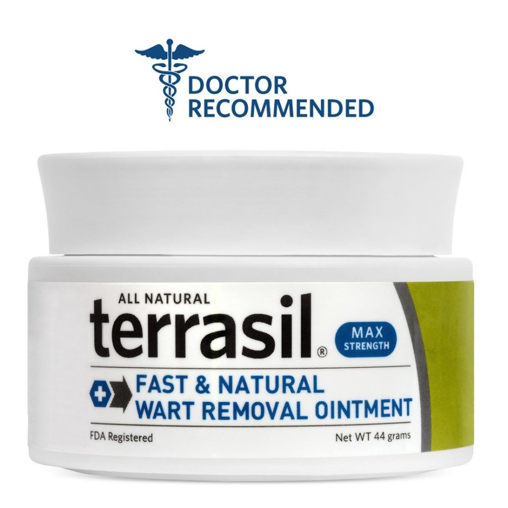 Terrasil Wart Remover Works For Genital Warts