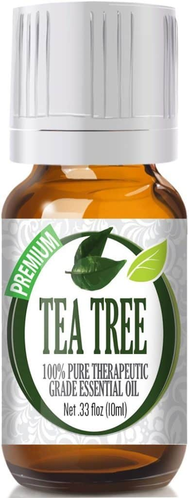 Tea Tree Oil to remove skin tags